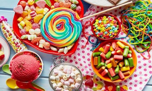 رنگ های خوراکی طبیعی