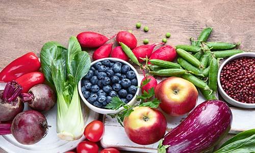 کاربرد آنتوسیانین در صنایع غذایی