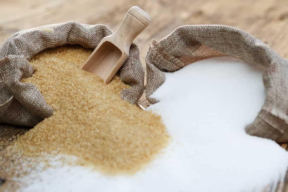 شکر قهوه ای بهتر است یا شکر سفید