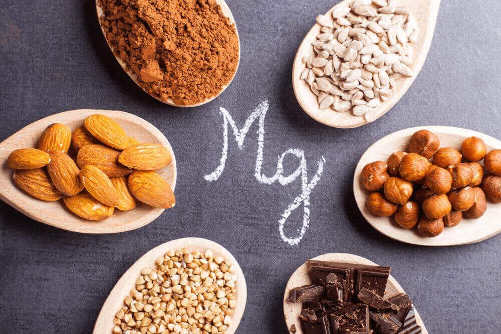 مواد غذایی سرشار از منیزیم