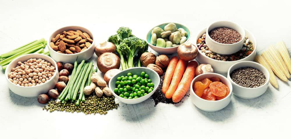 انواع فیبر در مواد غذایی