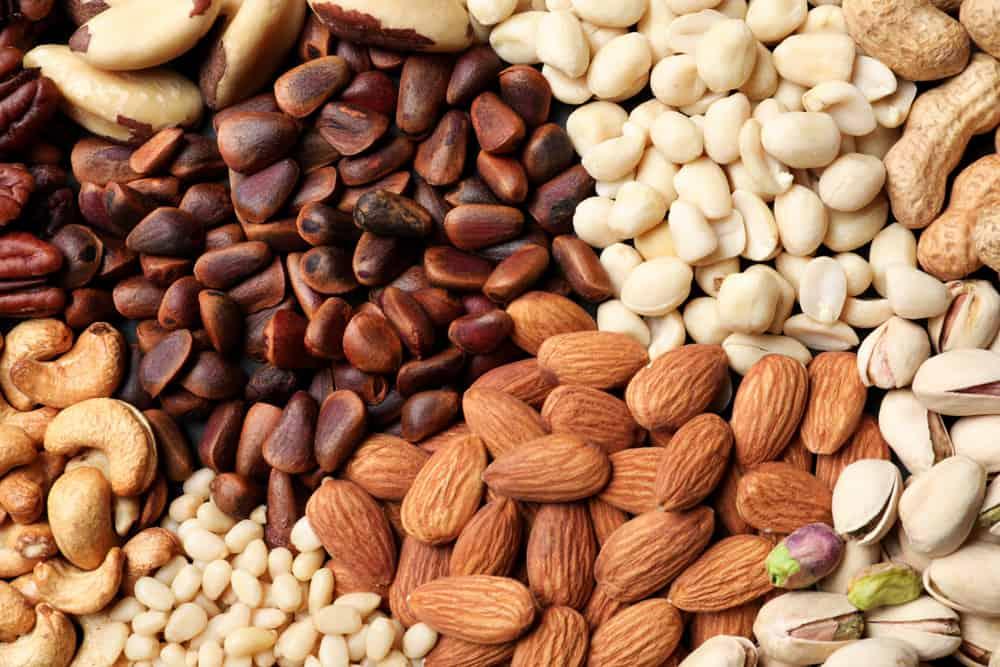 مواد غذایی سرشار از فولات | مواد غذایی سرشار از فولیک اسید