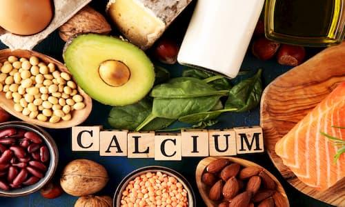 مواد غذایی سرشار از کلسیم
