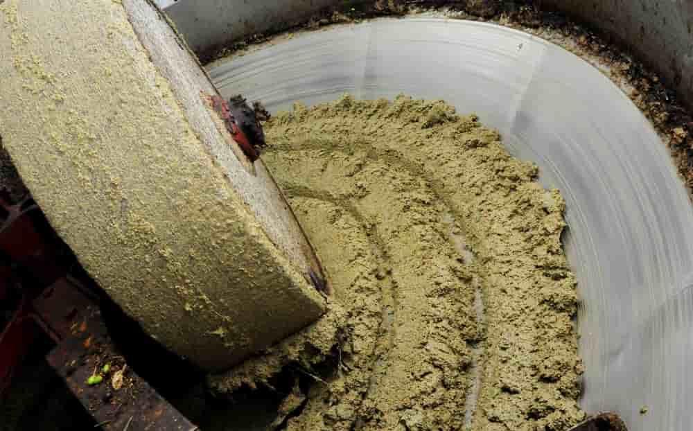 تولید خمیر زیتون بکر