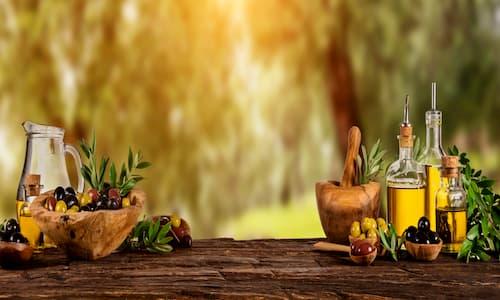 تولید روغن زیتون بکر | انواع روغن زیتون