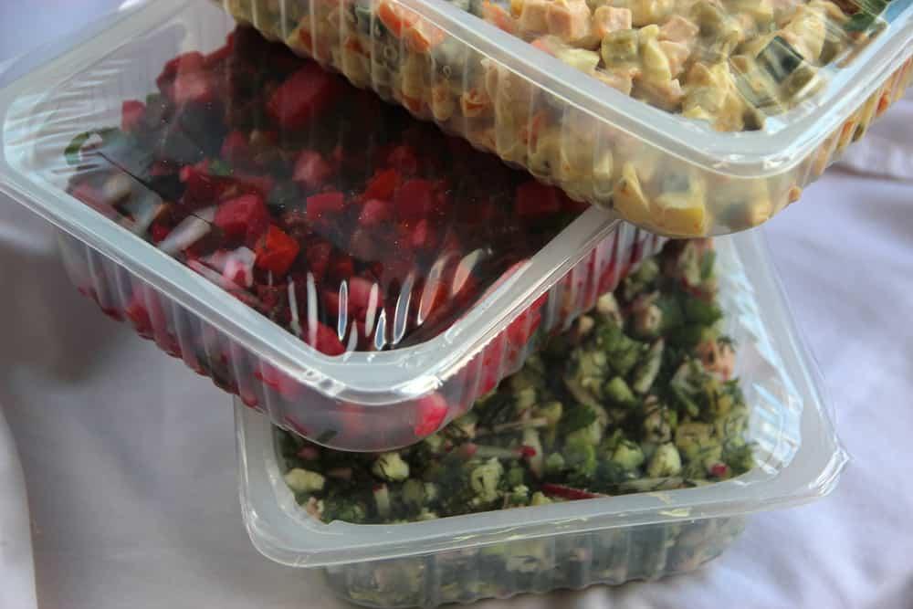 انواع بسته یندی مواد غذایی