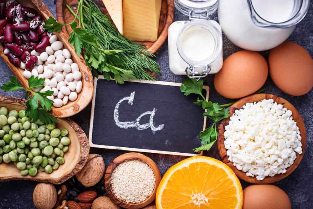 مواد غذایی سرشار از کلسیم | نقش کلسیم در بدن