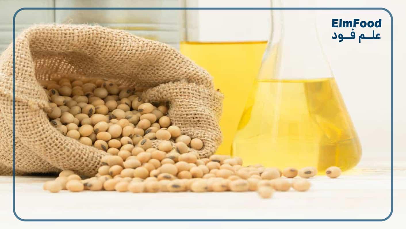 مراحل تولید روغن سویا و تصفیه روغن خوراکی