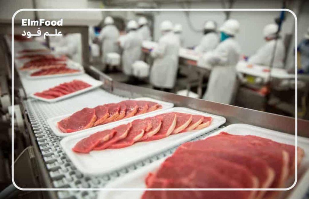 استفاده از تکنولوژی فشار بالا در فراوری گوشت