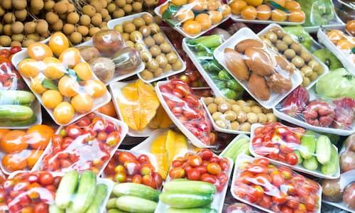 بسته بندی در صنایع غذایی