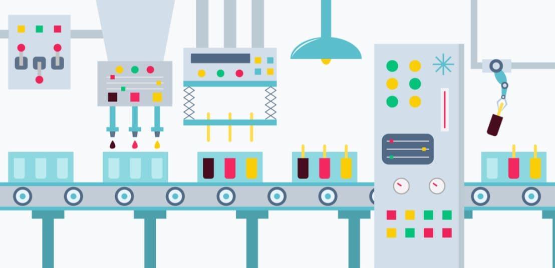 تولید بستنی صنعتی