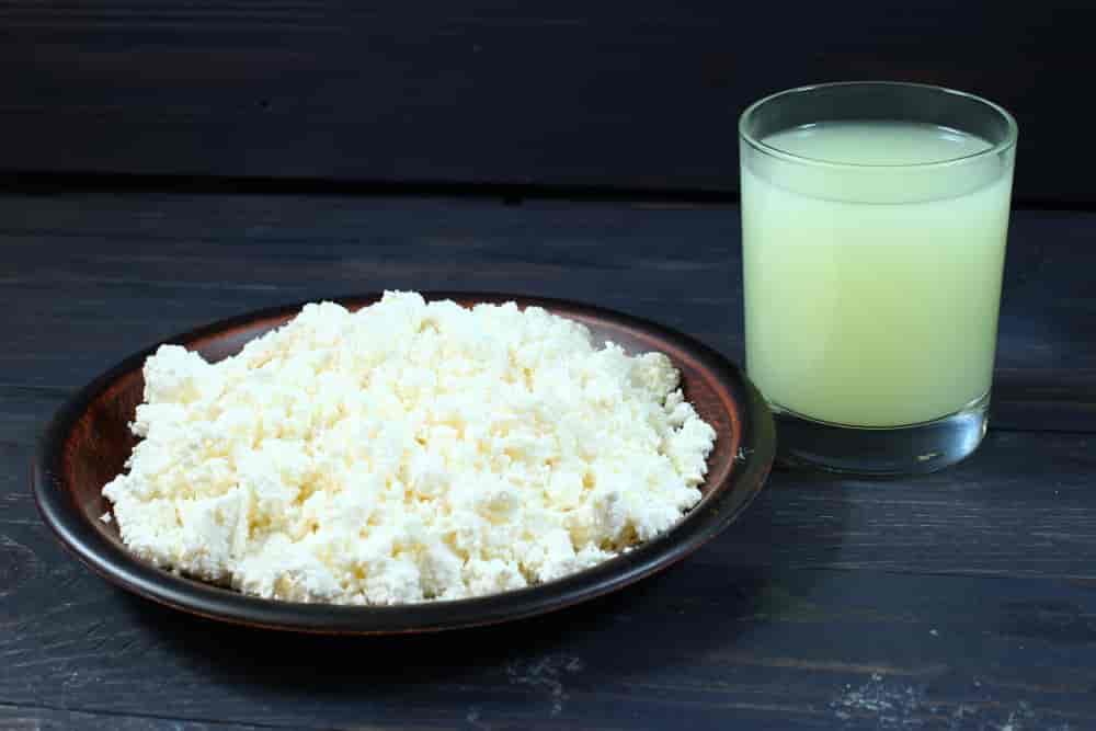 فراوری آب پنیر   جداسازی لاکتوز از آب پنیر