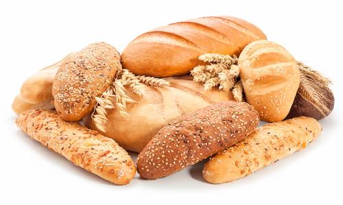 تقلب در آرد و نان