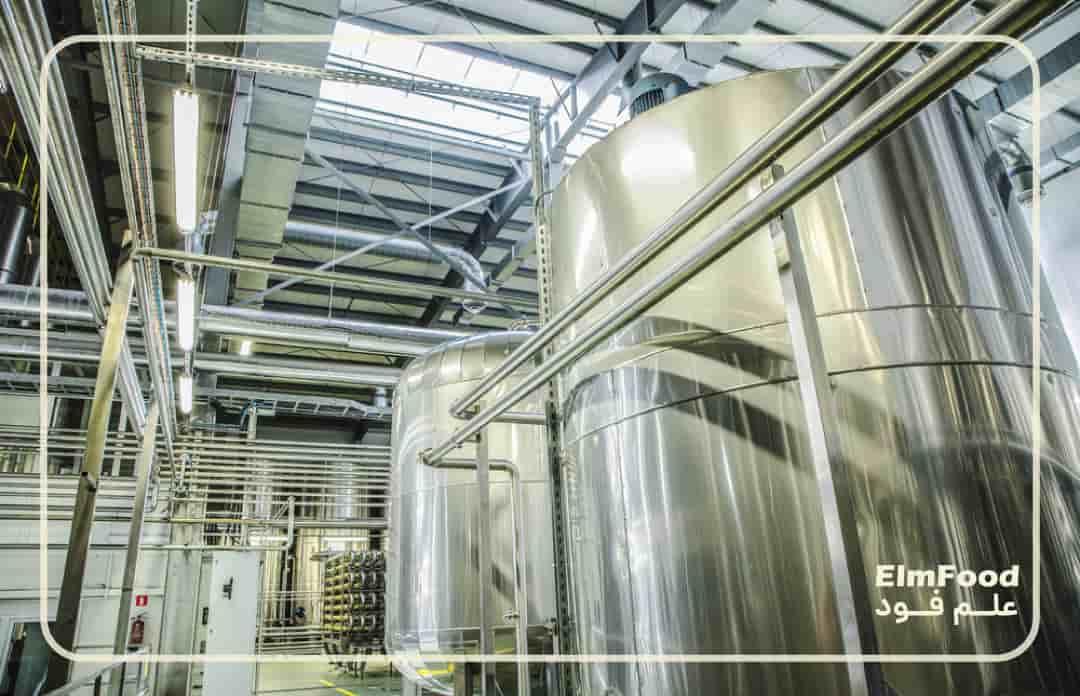 مراحل فرایند تولید سرکه صنعتی