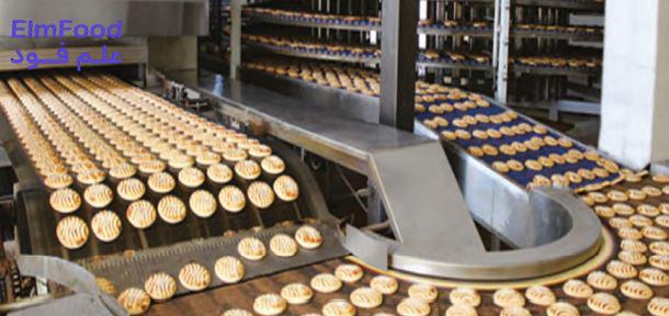 خط تولید کلوچه صنعتی | فرمولاسیون کلوچه