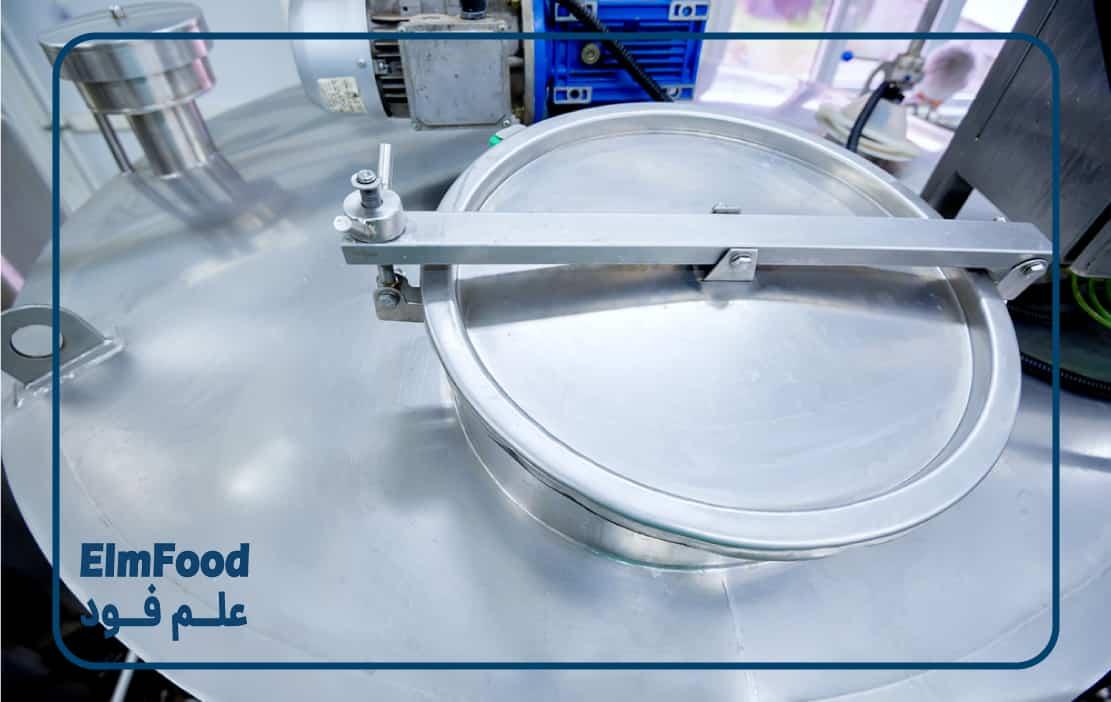 مراحل تولید شیر پاستوریزه در خط تولید شیر پاستوریزه