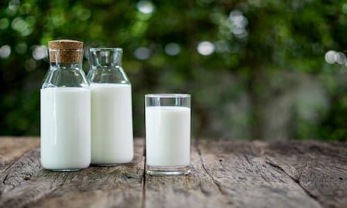 اندازه گیری اسیدیته شیر