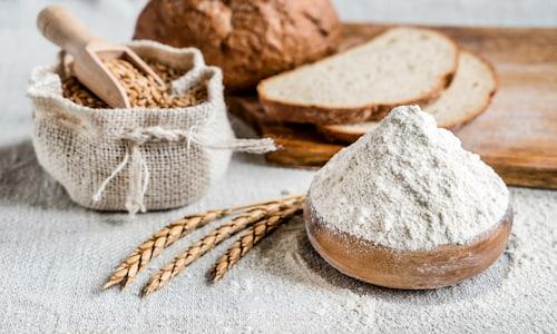 گزارش کار اسیدیته آرد | تعیین اسیدیته آرد