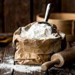اندازه گیری پروتئین آرد   میزان پروتئین آرد گندم