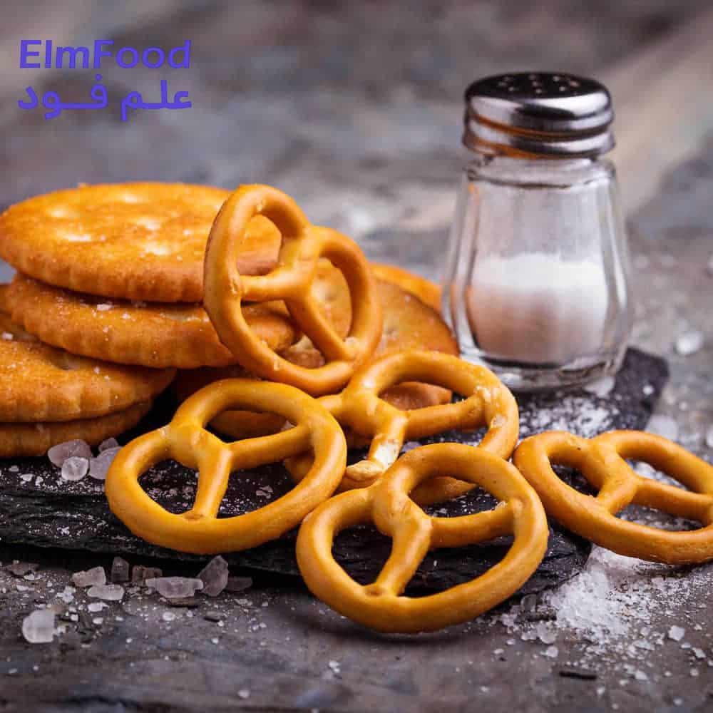 استاندارد نمک در مواد غذایی
