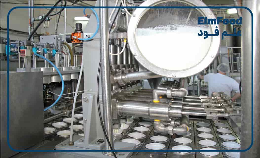تولید ماست به روش صنعتی