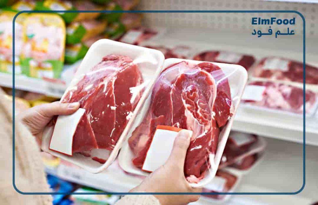 تکنولوژی هردل در بسته بندی گوشت