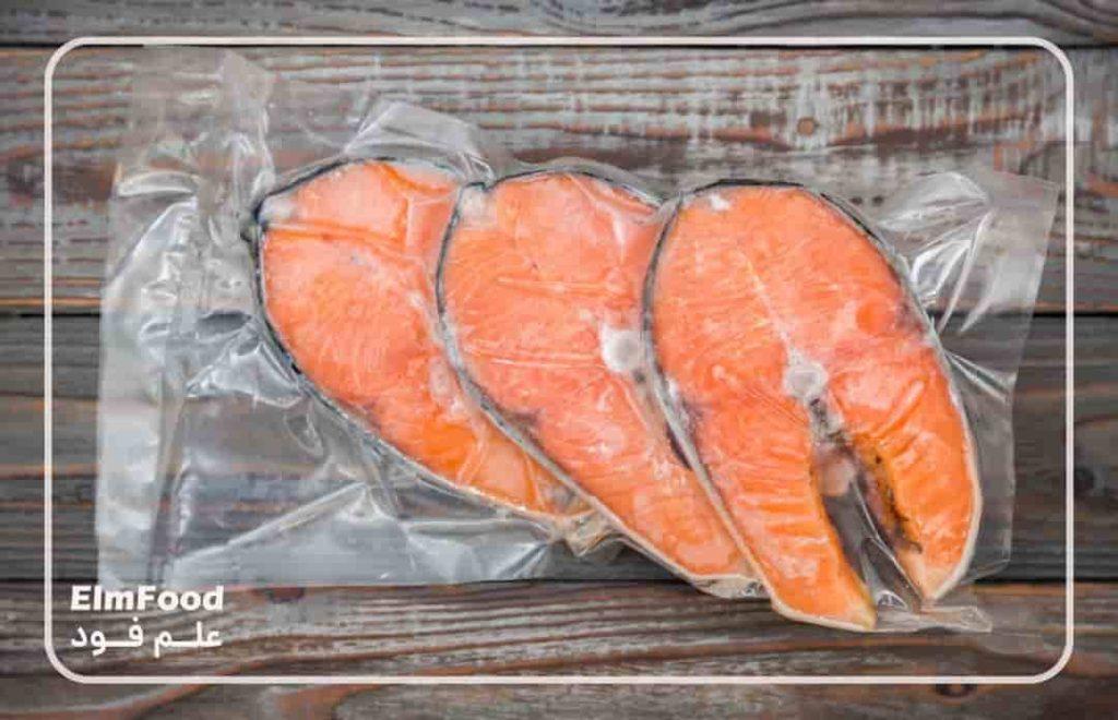 کاربرد تکنولوزی هردل در نگهداری ماهی