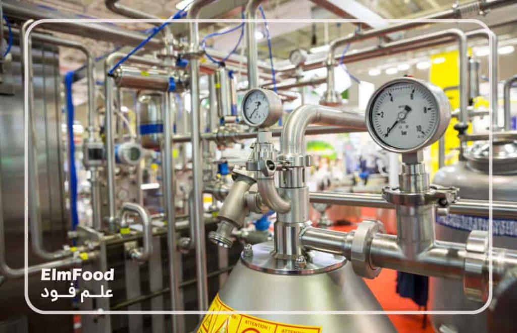 تکنولوژی هردل در صنعت غذا