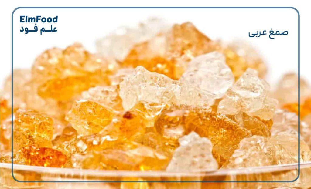 کاربرد هیدروکلوئیدها در صنایع غذایی