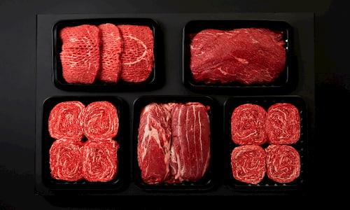 انواع بسته بندی گوشت قرمز