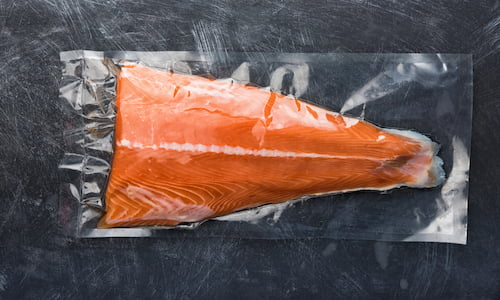 خط تولید بسته بندی ماهی