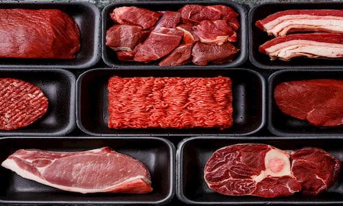 بسته بندی گوشت قرمز