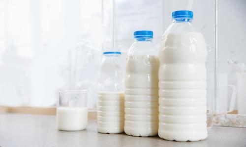 اندازه گیری ماده خشک شیر