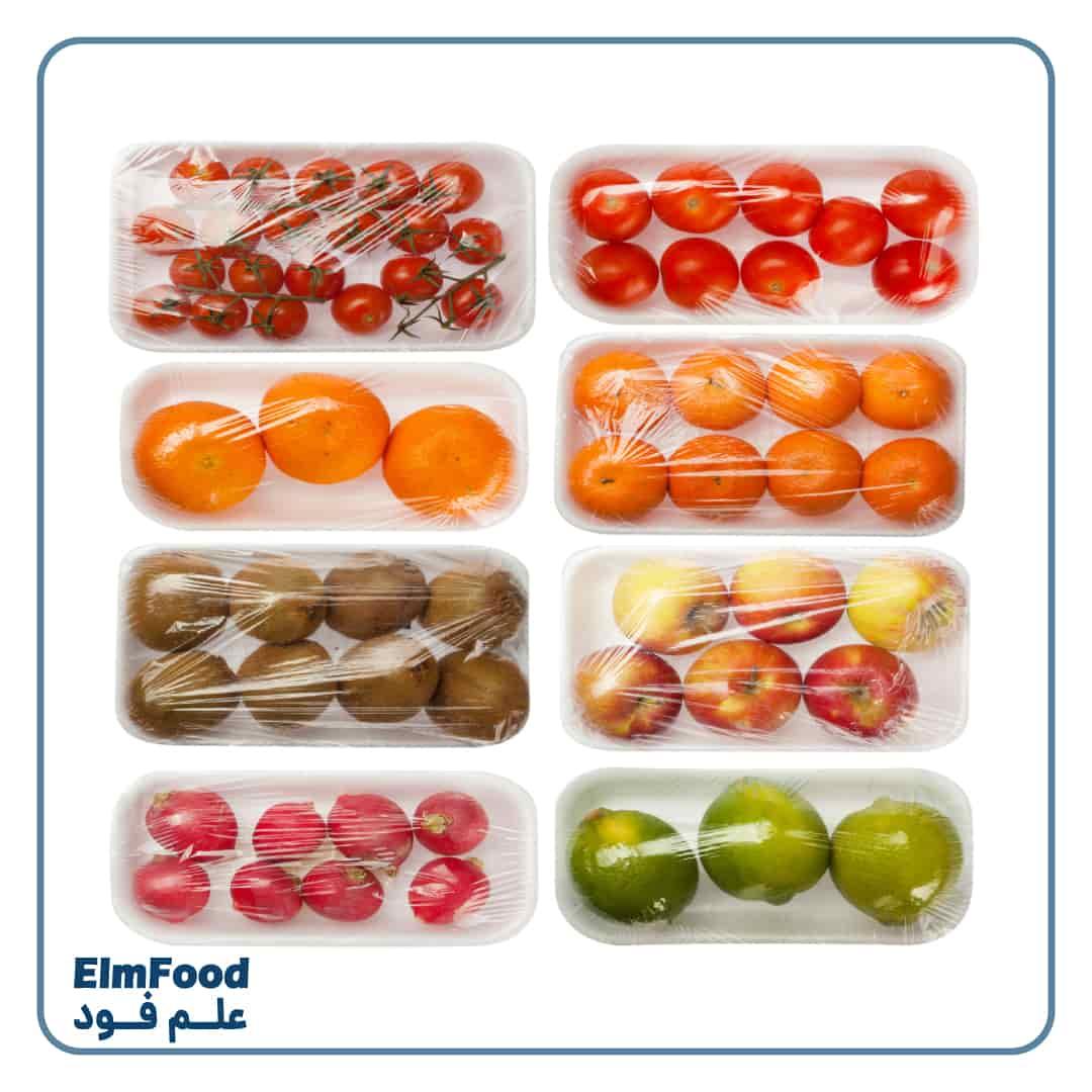 بسته بندی مپ در صنایع غذایی