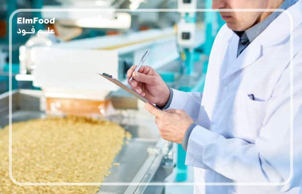gmp در صنایع غذایی