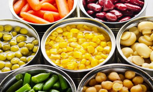 آموزش اصول نگهداری مواد غذایی