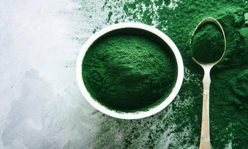 کاربرد جلیک اسپیرولینا در صنایع غذایی