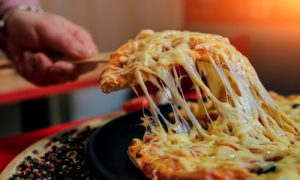 خط تولید پنیر پیتزا